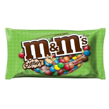 M&M's Candies-Crispy Chocolate Candy-24 CT