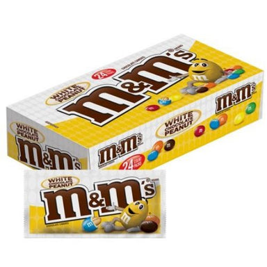 M&M's Candies-Peanut White Chocolate at Wholesale Prices