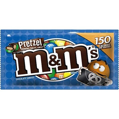 M&M's Candies-Pretzel Chocolate