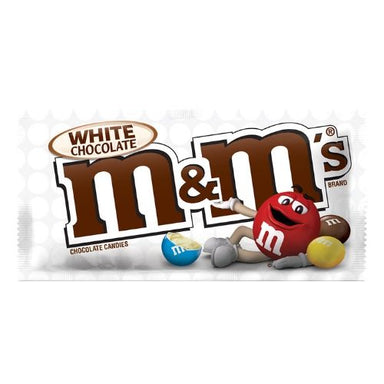 M&M's Candies-White Chocolate at Wholesale Prices