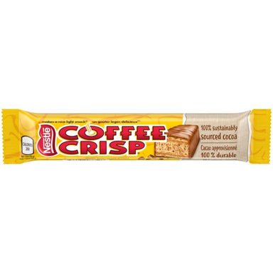 Nestle Coffee Crisp Wafer Bars | iWholesaleCandy.ca
