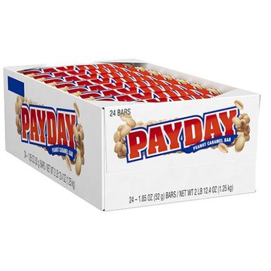 PayDay Peanut Caramel Candy Bars-Wholesale Candy Toronto