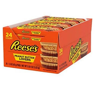 Reese's Peanut Butter Lovers Cups-24 CT