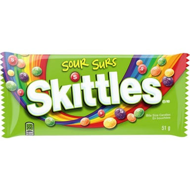 Skittles Candy Sour - 24 CT