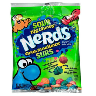 Nerds Sour Big Chewy Candy - 12 CT