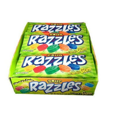 Razzles Sour Candy at Wholesale Prices - iWholesaleCandy.ca