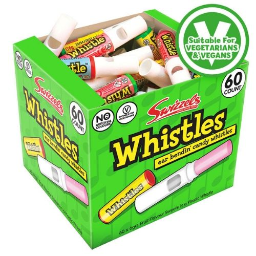 Swizzels Whistles Retro Candy