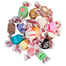 Salt Water Taffy Assorted Bulk Candy Canada