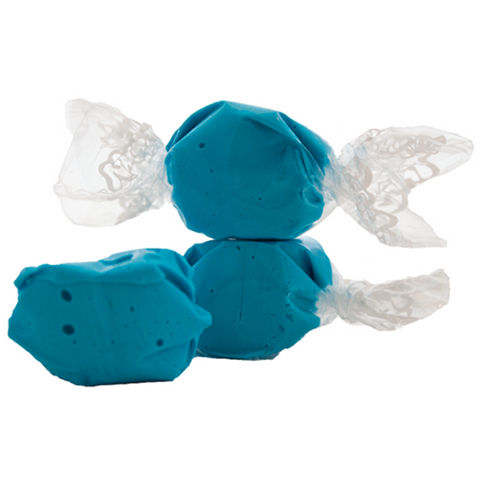 Salt Water Taffy Blue Raspberry Bulk Candy Canada