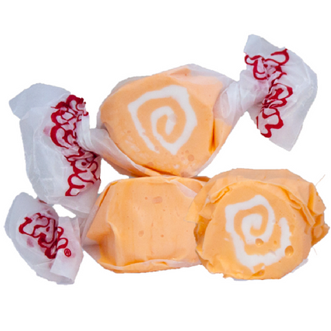 Salt Water Taffy Orange Cream Bulk Candy Canada