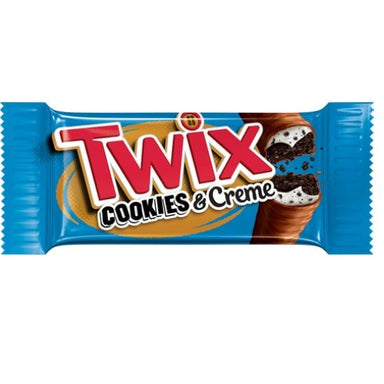 Twix Cookies & Creme American Candy Bars