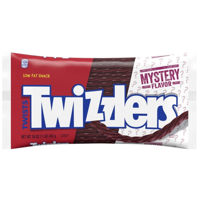 Twizzlers Mystery Flavor Twists 16oz - 12CT New Candy Canada