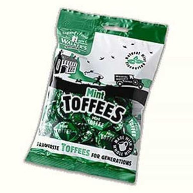 Walker's Nonsuch Mints Toffees Bags British Candy