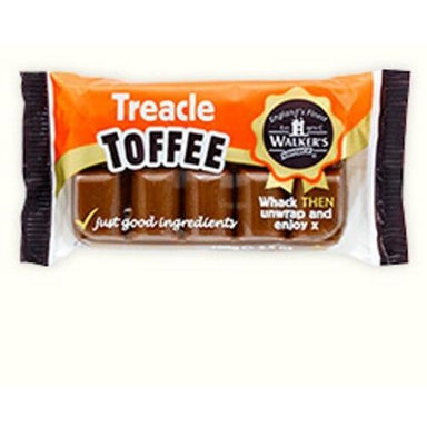 Walker's NonSuch Treacle Toffee Bars Old Fashioned British Candy