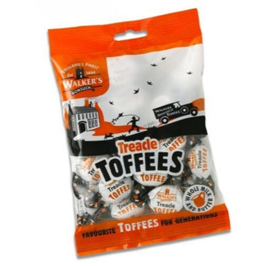Walker's Nonsuch Treacle Toffees Bags British Candy