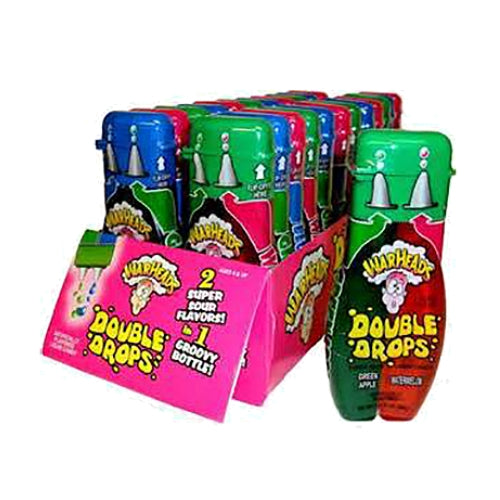 WarHeads Super Sour Double Drops Wholesale Candy