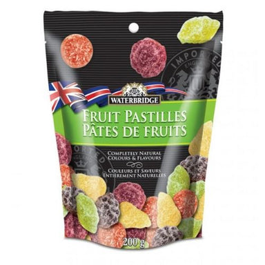 Waterbridge Fruit Pastilles British Candy