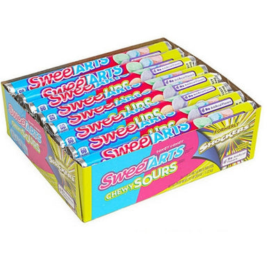 Wonka Sweetarts Chewy Sours Rolls Wholesale Candy