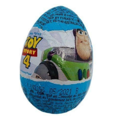 Zaini Toy Story 4 Chocolate Surprise Eggs 20g - 24CT Wholesale Candy Canada