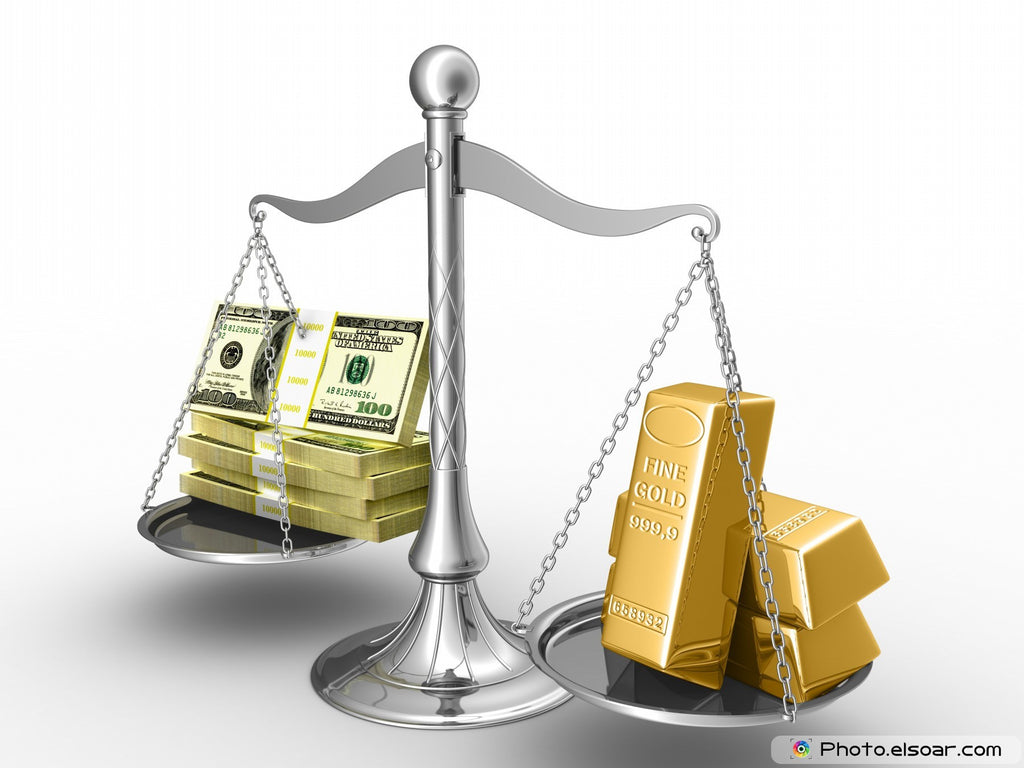 Fiat Currency VS Gold