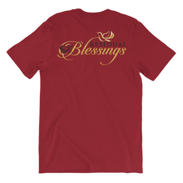 Exclusive Luxurious Signature T-shirt - Residual Blessings - 6