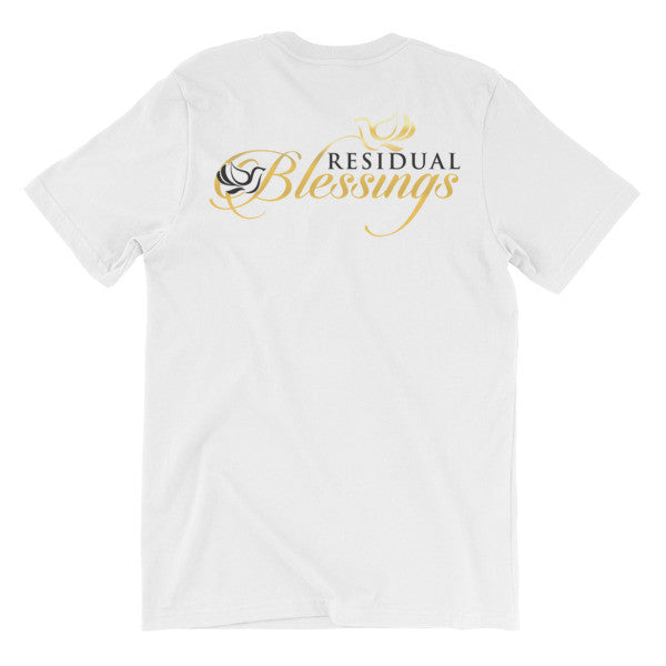 Exclusive Luxurious Signature T-shirt - Residual Blessings - 2