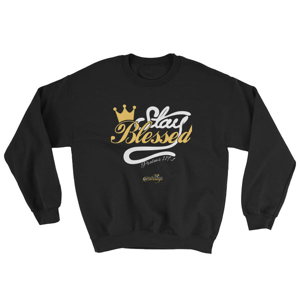 Stay Blessed Signature Sweatshirt
