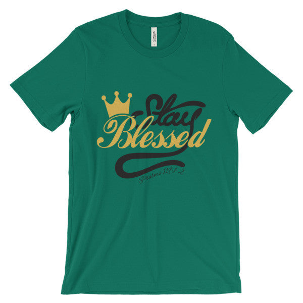 Exclusive Luxurious Signature T-shirt - Residual Blessings - 3