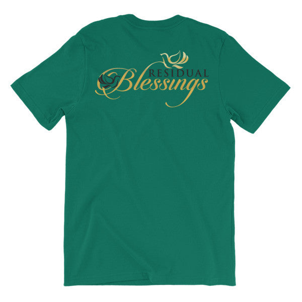 Exclusive Luxurious Signature T-shirt - Residual Blessings - 4