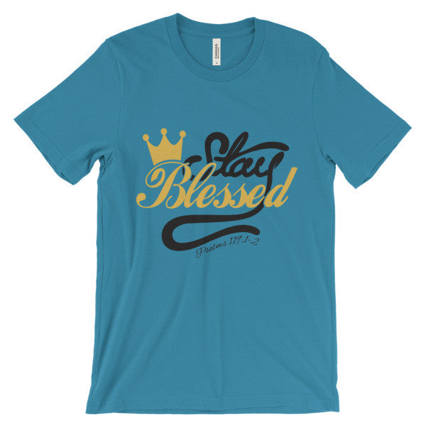 Exclusive Luxurious Signature T-shirt - Residual Blessings - 7
