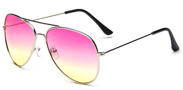 High Fashion Aviator Womens Sunglasses