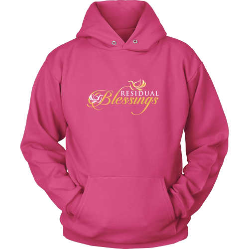 Official Residual Blessings Signature Hoodies