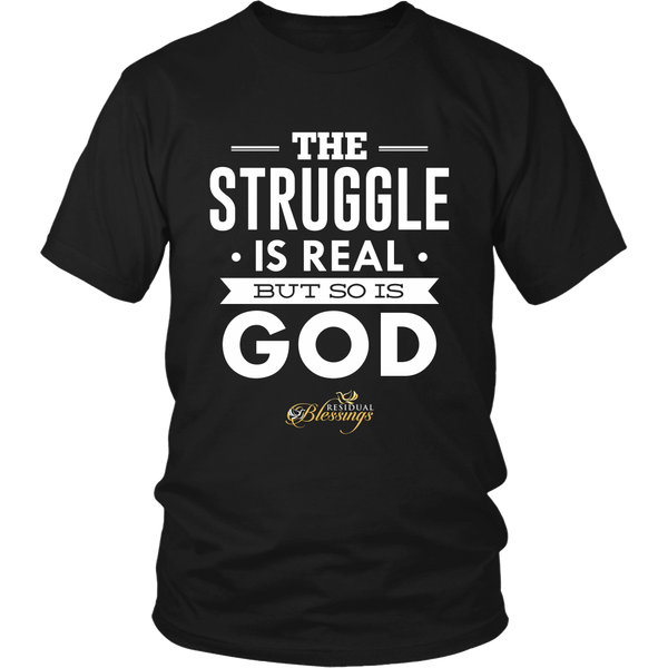 "Limited Edition ""God Is Real"" T-Shirts"