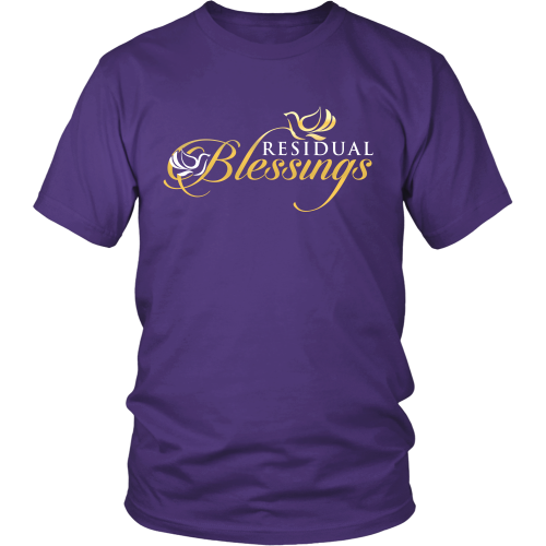 Official Residual Blessings Signature T-Shirts