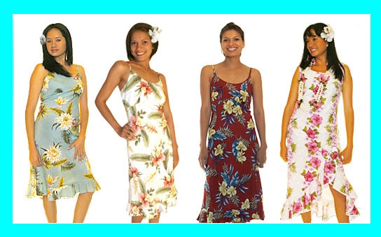 90b383243 The perfect fit with cool, comfortable, and authentic Hawaiian clothing for  women. From short casual dresses you can wear to the beach, to stunning  long ...