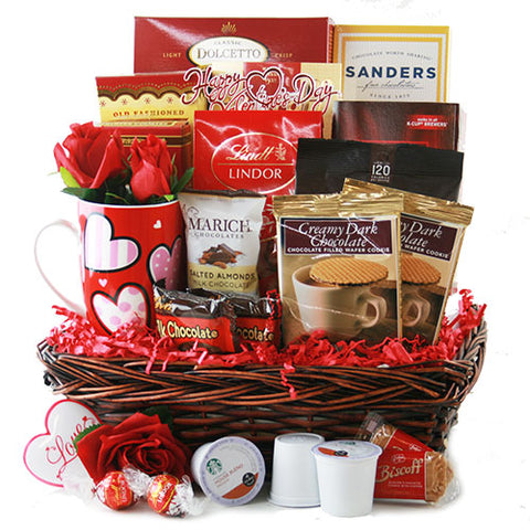 K-Cup Amore K-Cup Gift Basket