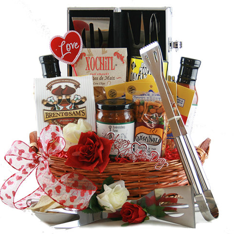 Love that Sizzle Grilling Gift Basket