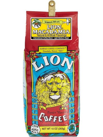 LION Hawaiian Coffee - Macadamia - 10oz
