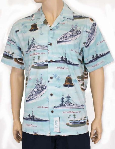 USS Warships Arizona Memorial Shirt