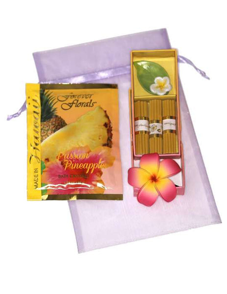 Passion Pineapple Fragrance Treat Gift Bag