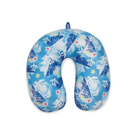 Travel Pillow - Honu Island Floral