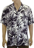 Tropical Rayon Shirt - Hibiscus
