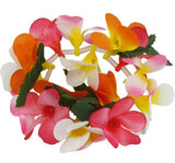 Floral Ponytail Mini Plumeria Hairstyle Holder Multicolor
