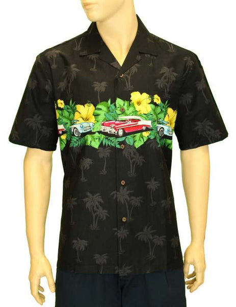 Hawaiian Shirt - Classic Cars Collector