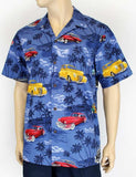 Cool Classic Old Cars Men's Shirt