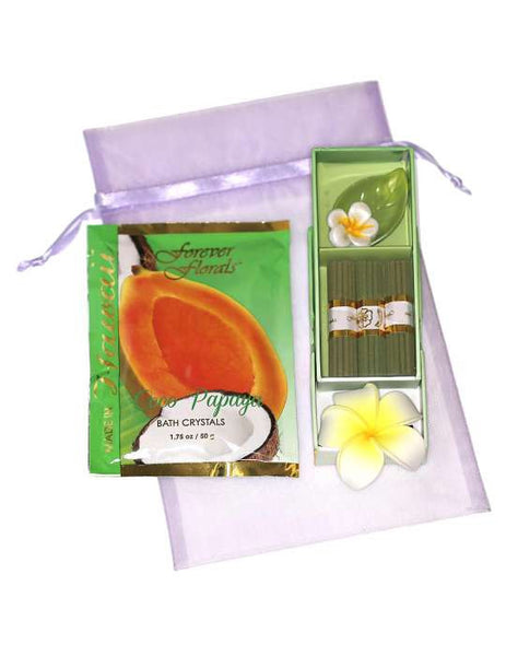 Coco Papaya Fragrance Treat Gift Bag