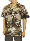 Tropical Island Shirt - Diamond Tiki
