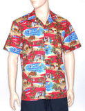 Haleiwa North Shore Men Shirt