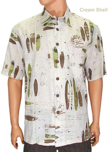 Original Shaping Room Kahala Island Shirt