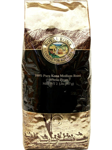 Royal Kona Bulk Kona Coffee 2lb Bag